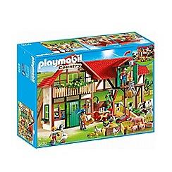Playmobil - Large Country Farm Playset - 6120