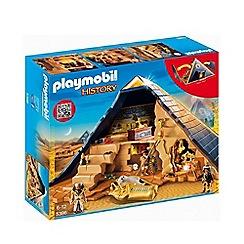 Playmobil - History Pharaoh's Pyramid Playset - 5386