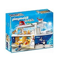 Playmobil - Family Fun Cruise Ship Playset - 6978