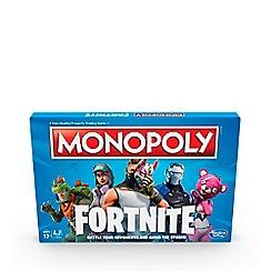 Monopoly - Fortnite Board Game