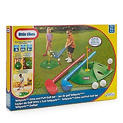 Little Tikes - Drive and Putt Golf Set