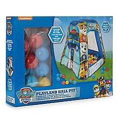 Paw Patrol - Playland Ball Pit