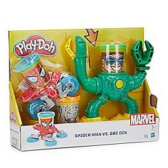 Play-Doh - Pay-Doh 'Spider-Man' Vs 'Doc Ock' set