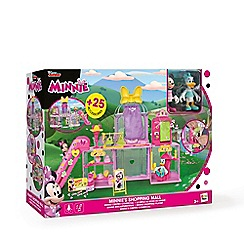Minnie Mouse - Shopping Mall Playset