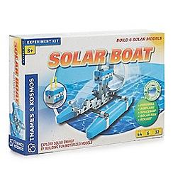 Thames & Kosmos - Solar Boat