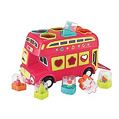 Early Learning Centre - Shape Sorting Bus Playset
