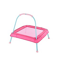 Early Learning Centre - Pink Junior Trampoline