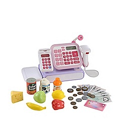 Early Learning Centre - Pink Cash Register Playset