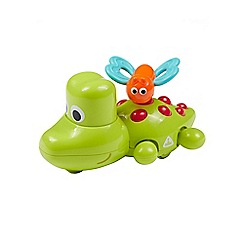 Early Learning Centre - Push and Go Croc Toy