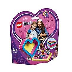 LEGO - Friends Olivia's Heart Box - 41357