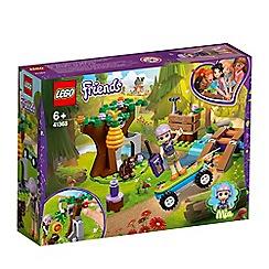 LEGO - Friends Mia's Forest Adventure Set - 41363