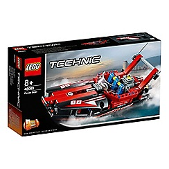 LEGO - Technic Power Boat Set - 42089