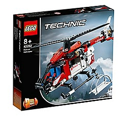 LEGO - Technic Rescue Helicopter Set - 42092