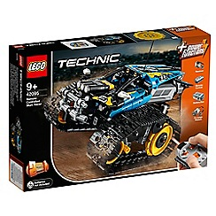 LEGO - Technic Remote-Controlled Stunt Racer Set - 42095