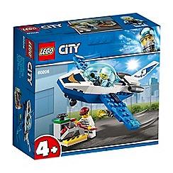 LEGO - City Sky Police Jet Patrol Set - 60206