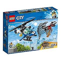 LEGO - City Sky Police Drone Chase Set - 60207