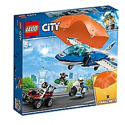 LEGO - City Sky Police Parachute Arrest Set - 60208