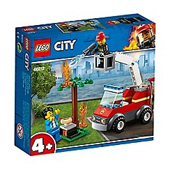 LEGO - City Fire Barbecue Burn Out Set - 60212