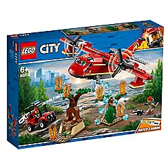LEGO - City Fire Plane Set - 60217