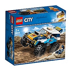 LEGO - City Desert Rally Racer Vehicle Set - 60218