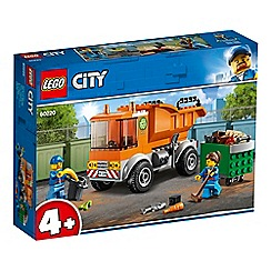 LEGO - City Great Garbage Truck Set - 60220