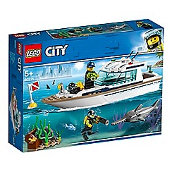 LEGO - City Great Diving Yacht Set - 60221