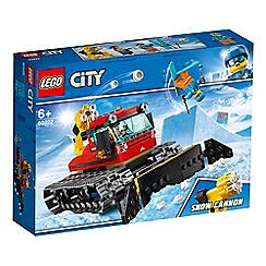 LEGO - City Great Snow Groomer Vehicle Set - 60222