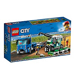 LEGO - City Great Harvester Transport Set - 60223