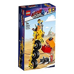 LEGO - Movie 2&#8482 Emmet's Thricycle Set - 70823