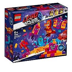 LEGO - Movie 2 Queen Watevra's Build Whatever Set - 70825