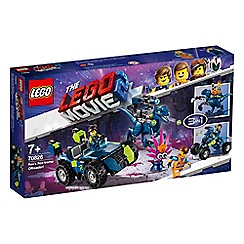 LEGO - Movie 2 Rex's Rex-treme 3-in-1 Offroader Set - 70826