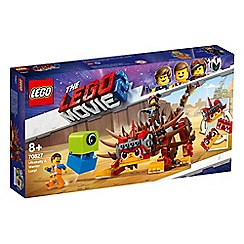 LEGO - Movie 2 Ultrakatty and Warrior Lucy Set - 70827