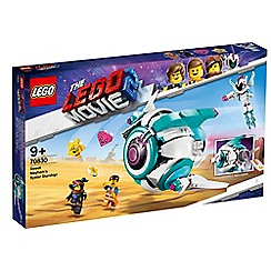 LEGO - Movie 2 Sweet Mayhem's Systar Starship Set - 70830