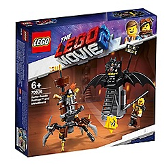 LEGO - Movie 2 Battle-Ready Batman&#8482  and MetalBeard Set - 70836