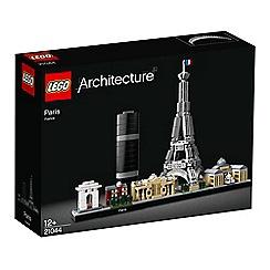 LEGO - Architecture Paris Skyline Set - 21044