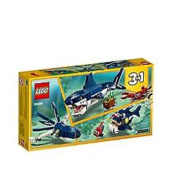 LEGO - Creator 3in1 Deep Sea Creatures Set - 31088