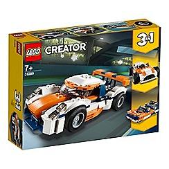 LEGO - Creator 3in1 Sunset Track Racer - 31089
