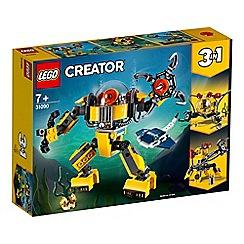 LEGO - Creator Underwater Robot Set - 31090