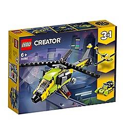 LEGO - Creator Helicopter Adventure set