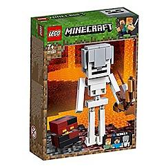 LEGO - Minecraft&#8482 BigFig Skeleton with Magma Cube Set - 21150