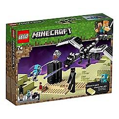 LEGO - Minecraft&#8482 The End Battle Set - 21151