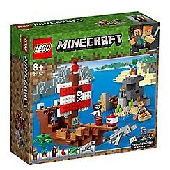 LEGO - Minecraft&#8482  The Pirate Ship Adventure Set - 21152