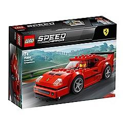 LEGO - Speed Champions Ferrari F40 Competizione Set - 75890
