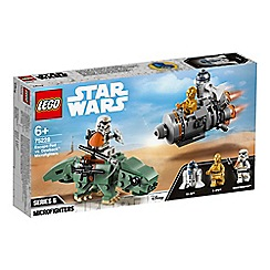 LEGO - Speed Champions Escape Pod vs Dewback&#8482 Microfighters Set - 75228