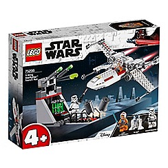 LEGO - Star Wars&#8482  X-Wing Starfighter&#8482  Trench Run Set - 75235