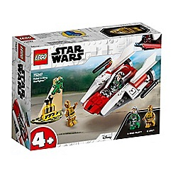 LEGO - Star Wars&#8482 Rebel A-Wing Starfighter&#8482 Set - 75247
