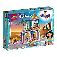 LEGO - Disney Princess&#8482 Aladdin and Jasmine's Palace Adventures Set - 41161