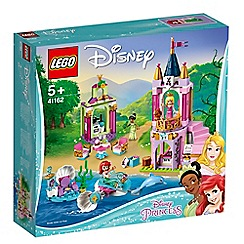 LEGO - Disney Princess&#8482 Ariel, Aurora, and Tiana's Royal Celebration Set - 41162
