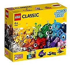 LEGO - Classic Bricks and Eyes Set - 11003