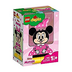LEGO - Duplo® Disney&#8482  My First Minnie Build Set - 10897